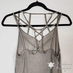 American Eagle Outfitters Tops - American Eagle Soft & Sexy Ribbed Tank NWOT